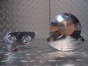Picture of 00-09 BUELL P3 BLAST SERIES IRONMACHINE RACING BILLET ALUMINUM CLUTCH INSPECTION COVER ( # BLST.CT.CVR )
