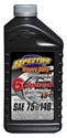 Picture of SPECTRO HEAVY DUTY PLATINUM 6-SPEED 75W140 6-SPEED FULL SYNTHETIC TRANSMISSION RACING OIL ((( NOT APPLICABLE TO BUELL TRANS ))) (3 x 1 QUART) ( 3 x # R.HDPG6 )
