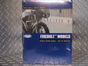 Picture of 05 BUELL XB9R/XB12R FIREBOLT MODELS OEM BUELL FACTORY SERVICE MANUAL ( # 99493-05Y )
