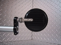 Picture of 03/06 BUELL XB SERIES 99-02 BUELL X1/S3/S3T/M2 CRG CNC HINDSIGHT ( LANE SPLIT ) BILLET BAR END MIRROR GRAY LEFT HAND ( # XBXS.HSL.GYL )