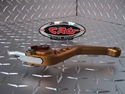 Picture of 03/10 BUELL XB SERIES 99-02 BUELL X1/S3/S3T/M2 CRG CNC ADJUSTABLE CLUTCH LEVER GOLD SHORT LENGTH ( # XBXS.CL.YS )
