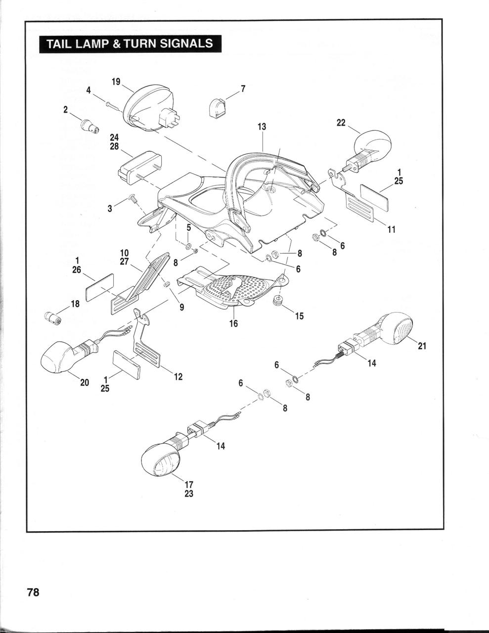 buell cyclone wiring diagram