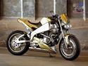Picture of 2003 BUELL XB9 R/S SERIES OEM BUELL PRO SERIES DIAMOND HIGHLIGHTED GATES ( 155 ) TOOTH DRIVE SYSTEM MACHINED REAR PULLEY ( # 40398-03Y )