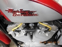 Picture of 86-03 H-D XL SPORTSTER  IRONMACHINE RACING 8MM YELLOW SPARK PLUG WIRE SET ( # XL86.PW.YW )