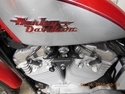 Picture of 86-03 H-D XL SPORTSTER  IRONMACHINE RACING 8MM BLACK SPARK PLUG WIRE IGNITION KIT ( # XL86.IG.BK )